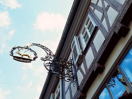 Gasthaus And Hotel 'Zum Hirschen'