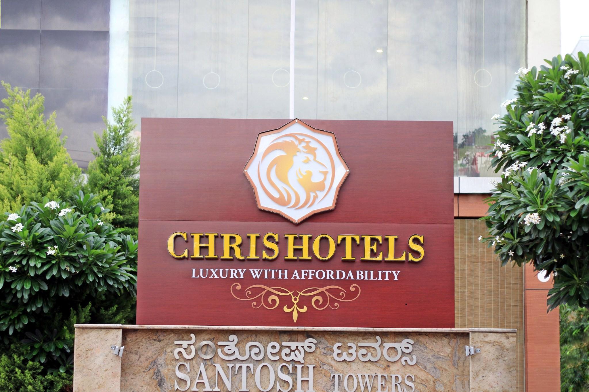 Chris Hotel Whitefield 3