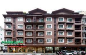 GreenTree Inn Yangshuo West Street Express Hotel