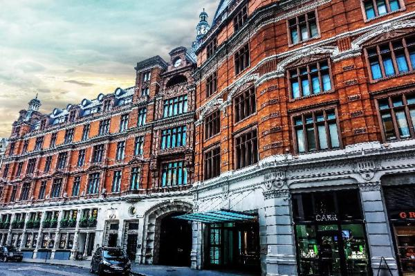 Andaz London Liverpool Street - a concept by Hyatt London