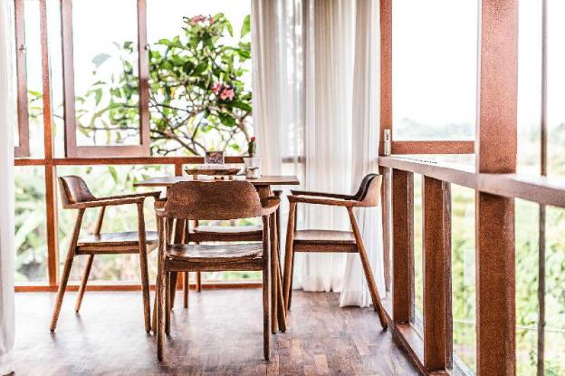 NEW Treehouse in Canggu - rice field views (Ficus)