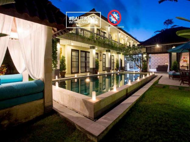 1BR Pool Villa with Modern Style