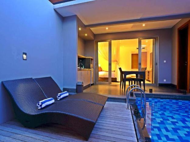 2BR Modern&Balinese Contemporary Style Villas