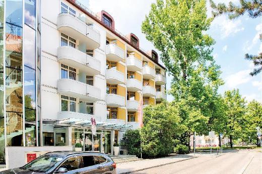 Leonardo Hotel & Residenz Munich
