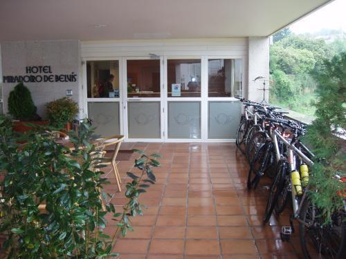 Hotel Miradoiro De Belvis