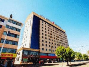 锦江之星包头萨拉齐火车站店 (Jinjiang Inn Baotou Salaqi Railway Station)