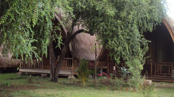 Lumbung Garden Gili Meno Lombok
