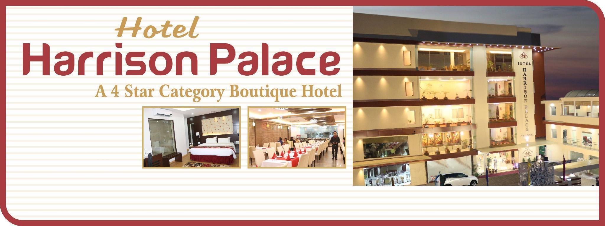 Hotel Harrison Palace