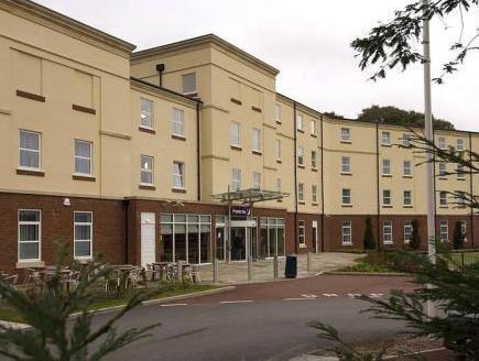 Premier Inn Stoke   Trentham Gardens