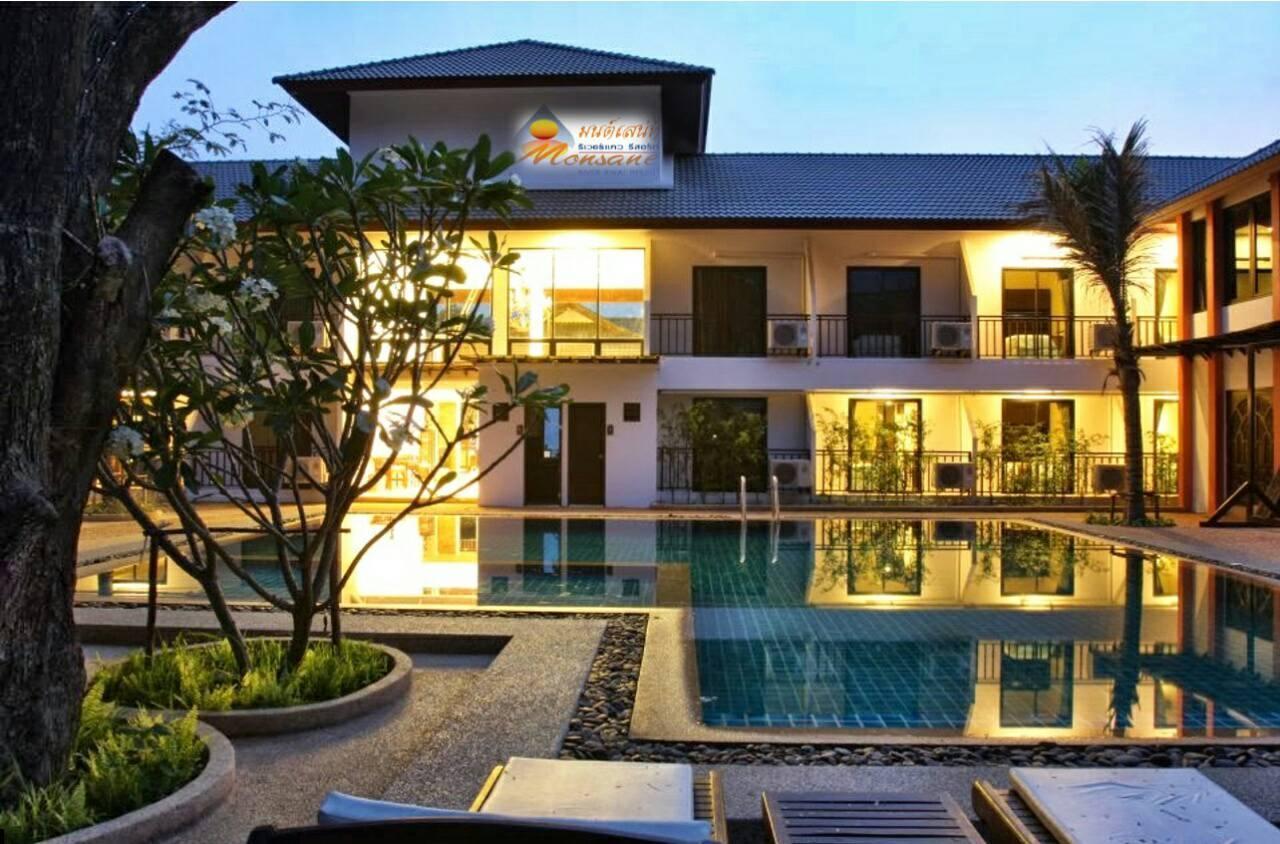 Monsane River Kwai Resort & Spa
