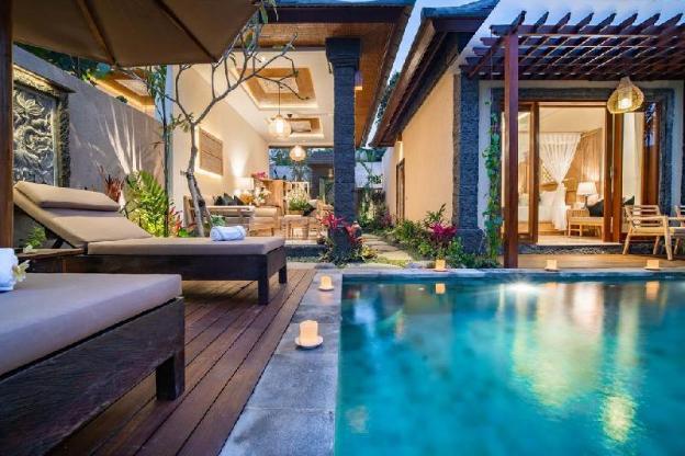 Luxury 4 Bedrom Private Pool + Breakfast