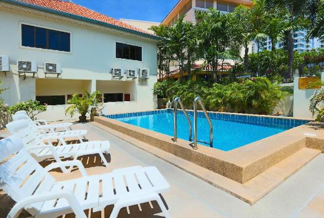 แอชฟอร์ด วิลลา โคซี บีช พัทยา – Ashford Villas Cosy Beach Pattaya