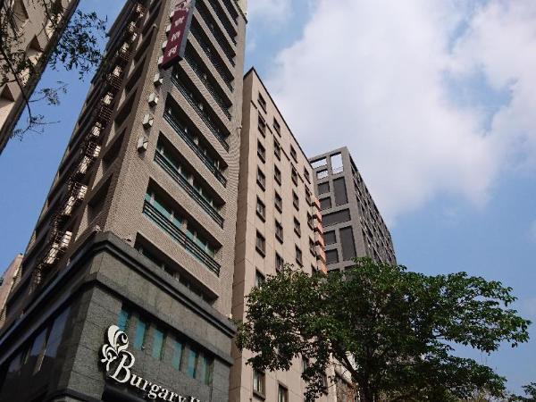 Burgary Hotel Taipei