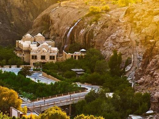 Ma'In Hot Springs Resort