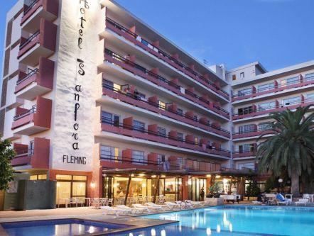 AzuLine Hotel S'Anfora And Fleming