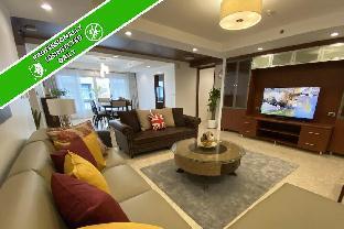 [スクンビット]アパートメント(150m2)| 3ベッドルーム/3バスルーム Newly Renovated Luxury 3BDR/6Pax, Soi 11, BTS Nana