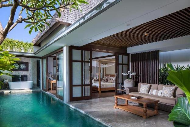 Two Bedroom Private Pool Villa@ Ubud