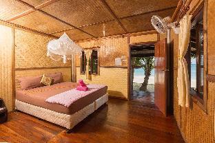 [ハッドクアッド]スタジオ バンガロー(50 m2)/1バスルーム Koh Phangan Beach Bungalow Beachfront WithFan