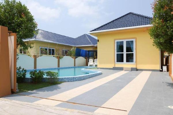 Rawai Beach 3 Bedroom Pool Villa Phuket