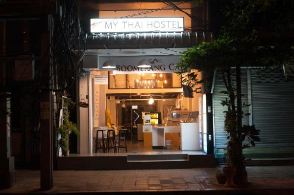 My Thai Hostel Bangkok