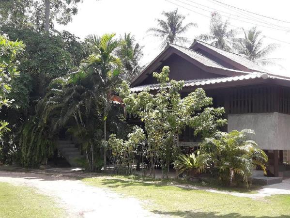 saun inn bungalow Koh Phangan
