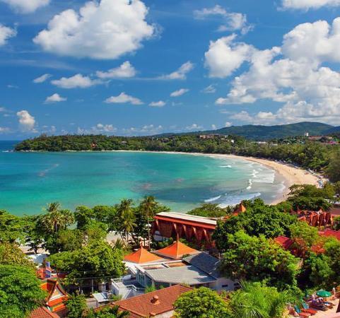 Kata Beachwalk Hotel & Bungalows Phuket