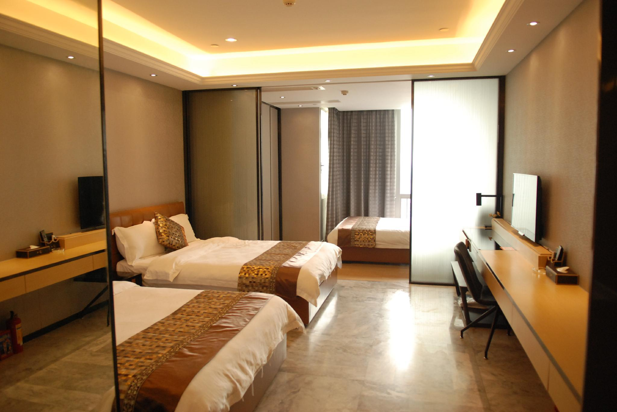 Aoyou International Apartment Hotel A Mall Brunch