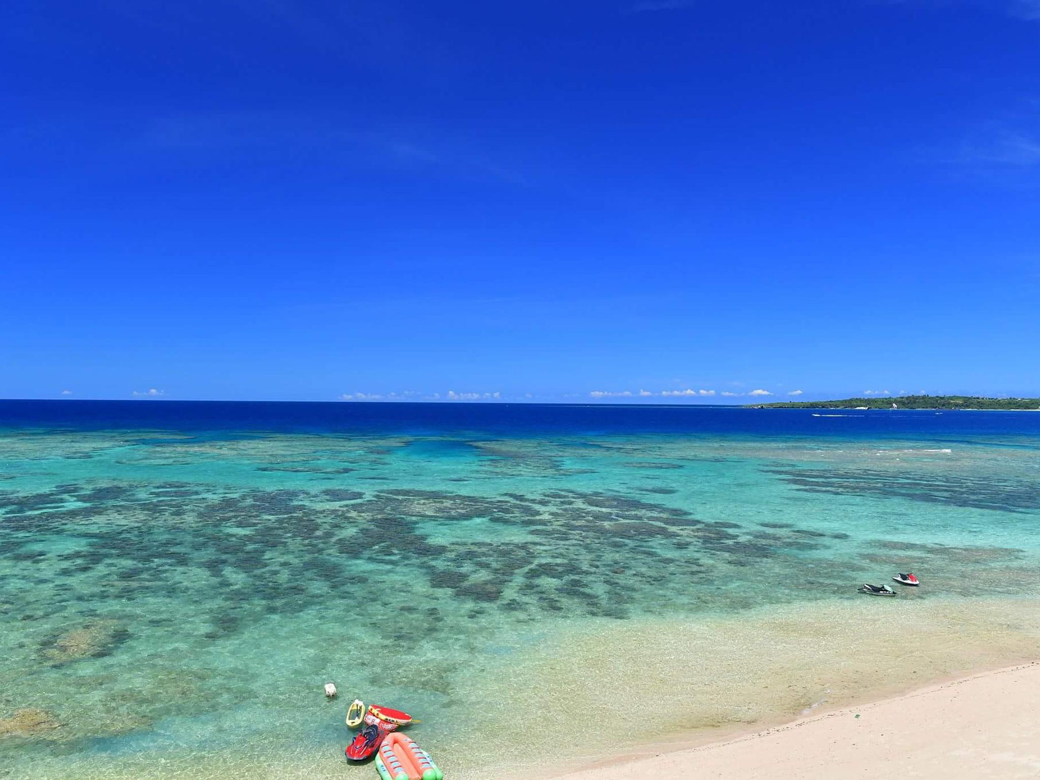 Churaumi On The Beach Motobu