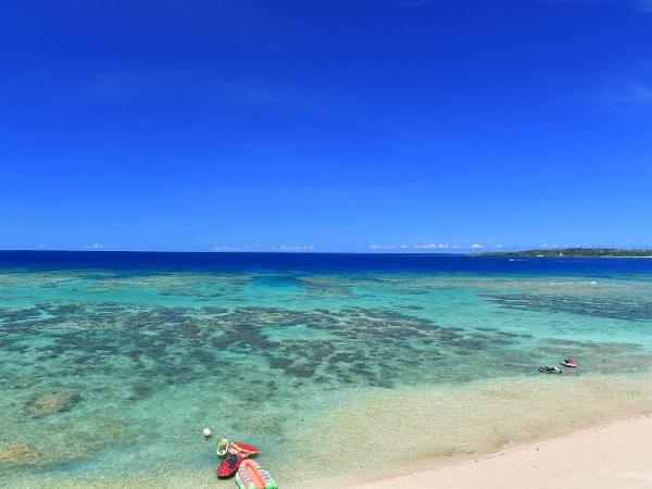 Churaumi On The Beach Motobu Okinawa Main island