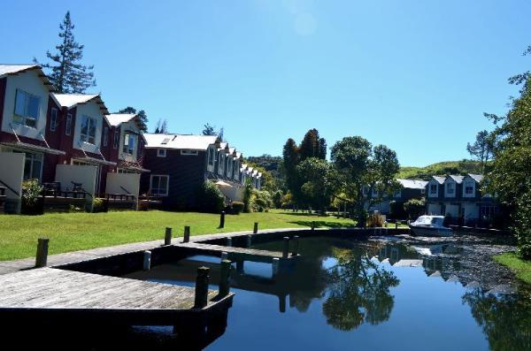 Twinlake Villas Rotorua