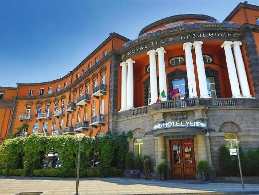 Grand Hotel Yerevan - Small Luxury Hotels of the World