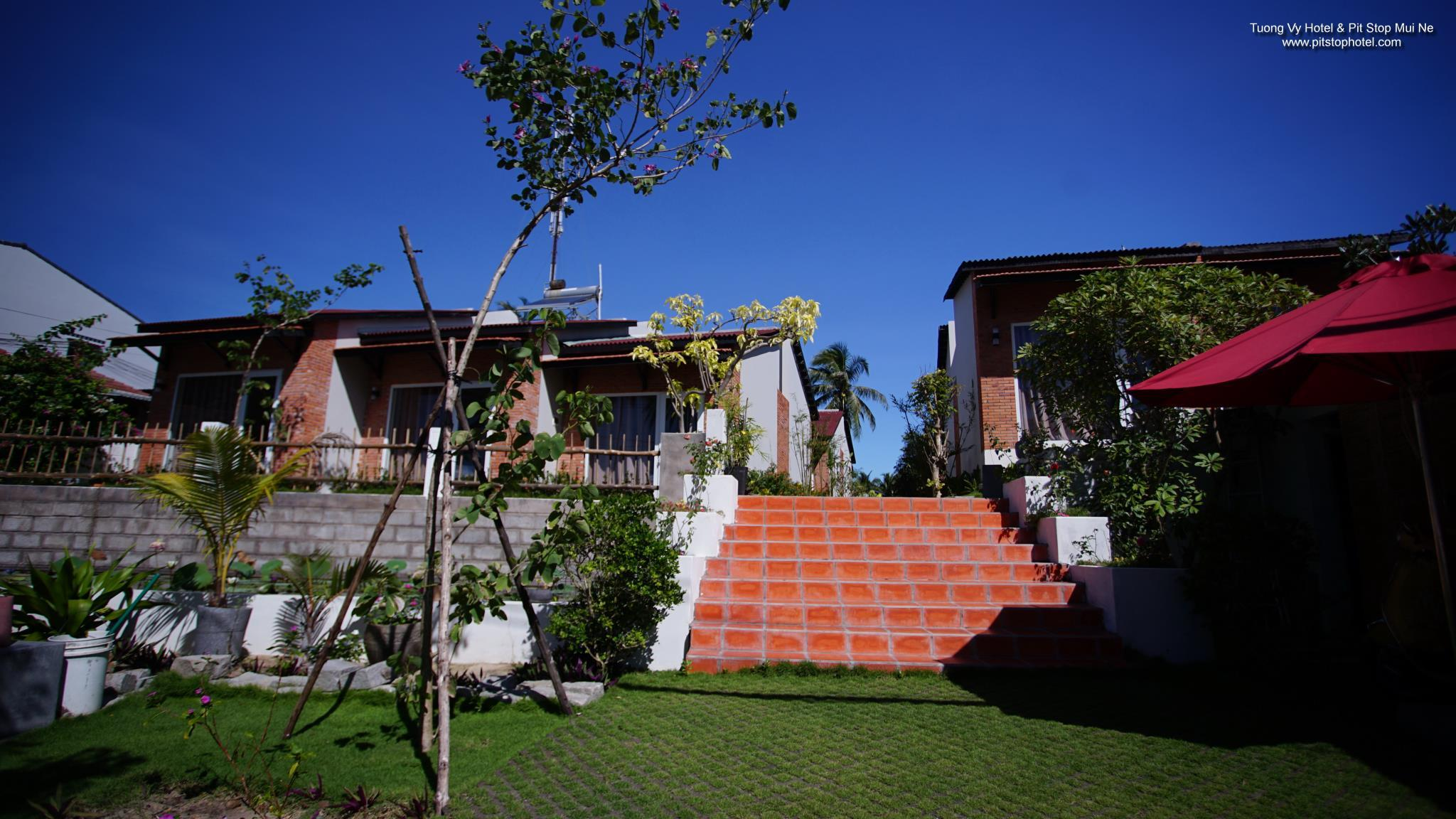 Tuong Vy Hotel And Pit Stop Mui Ne