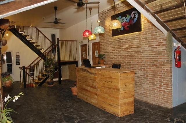 เก็กโค รีพับลิค จังเกิล โฮสเทล – Gecko Republic Jungle Hostel