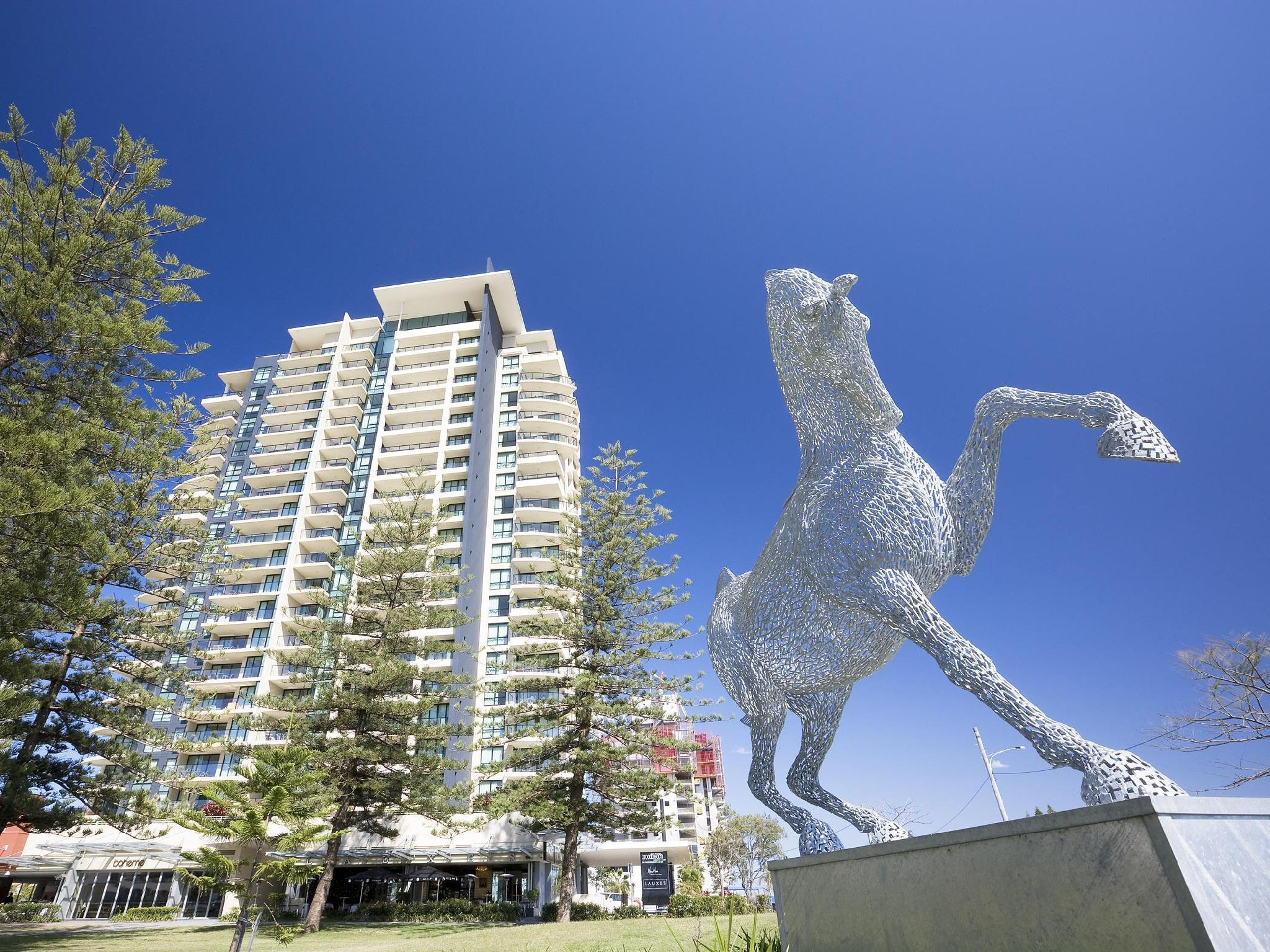 Mantra Broadbeach on the Park Hotel Reviews