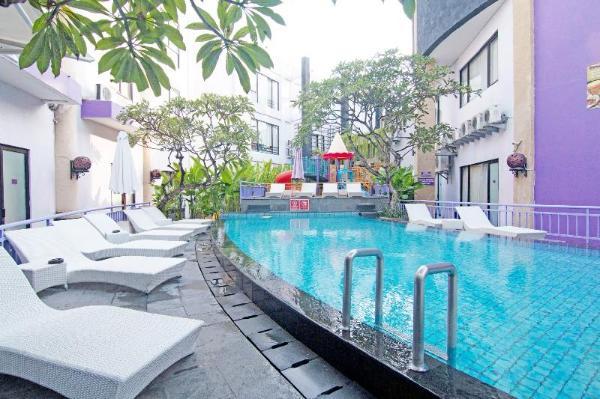 ZEN Rooms Kuta Sentral Parkir 1 Bali