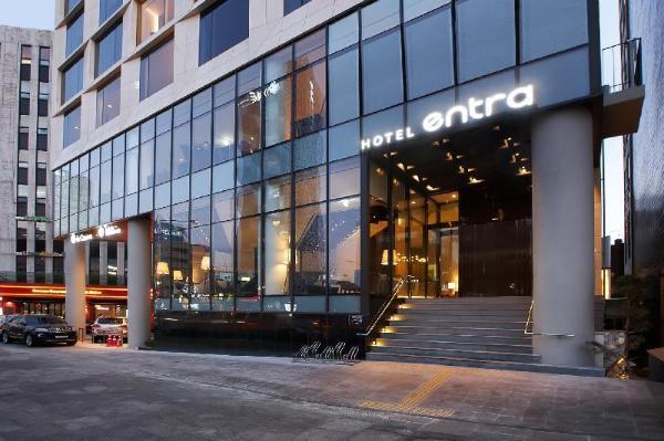Hotel ENTRA Gangnam Seoul