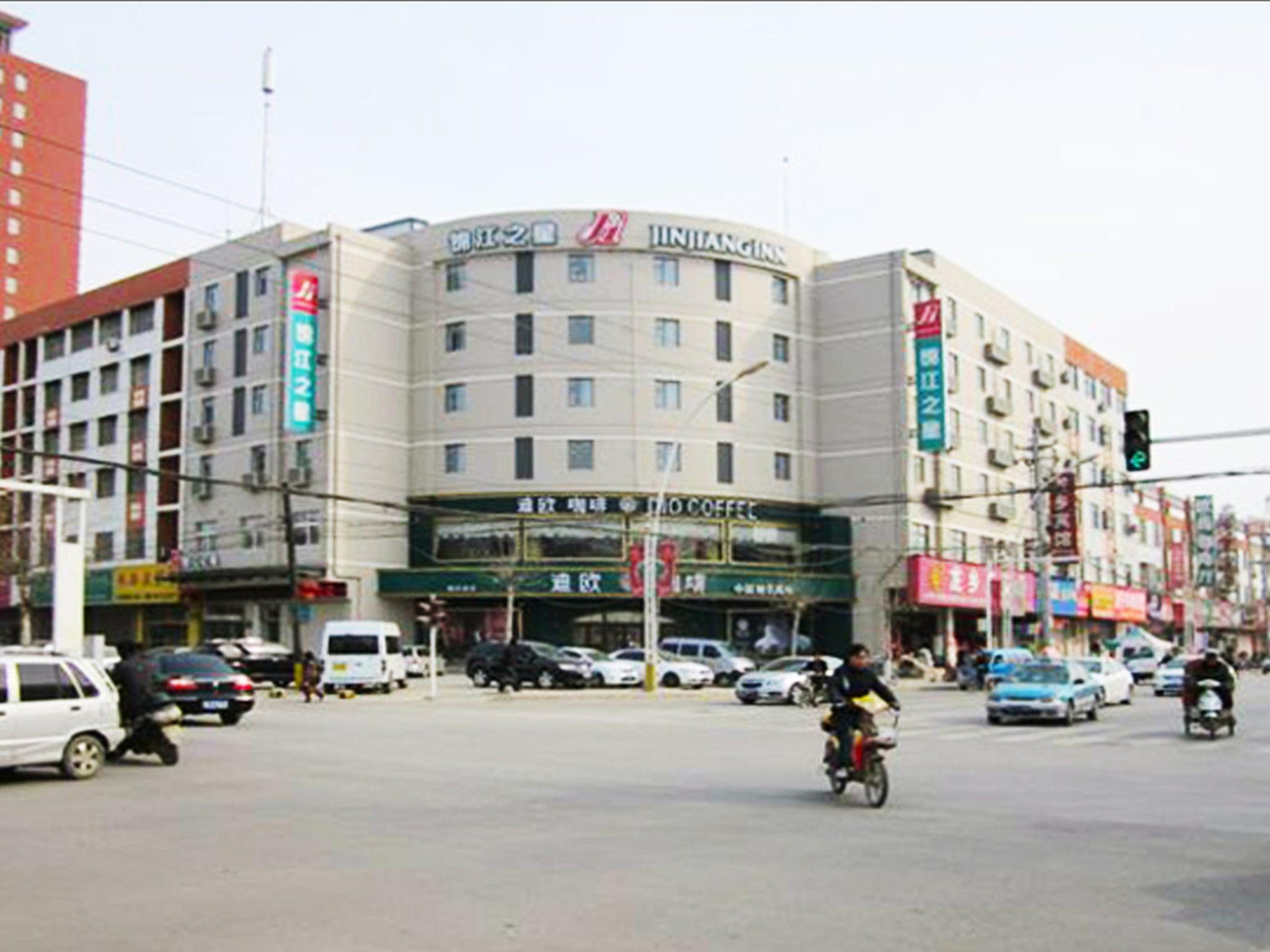 Jinjiang Inn Xuzhou Feng County Bus Station