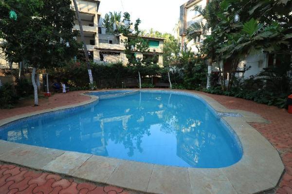 TSK The Golden Nest Serviced Apartments Goa