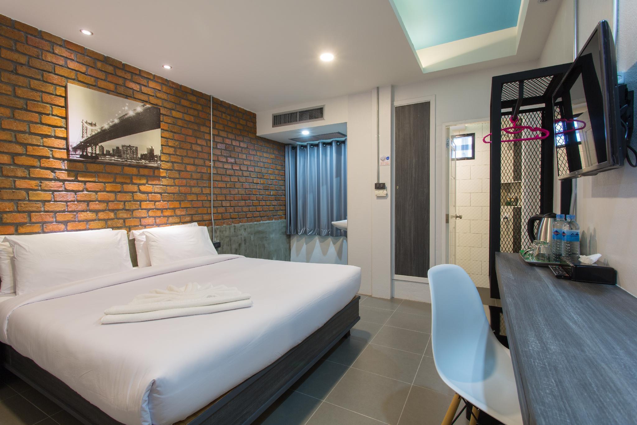 City Hotel Krabi โรงแรมซิตี้ กระบี่