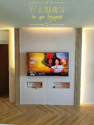 [ジョムティエンビーチ]スタジオ アパートメント(54 m2)/1バスルーム Family Hub @ Pattaya Jomtien Beachfront