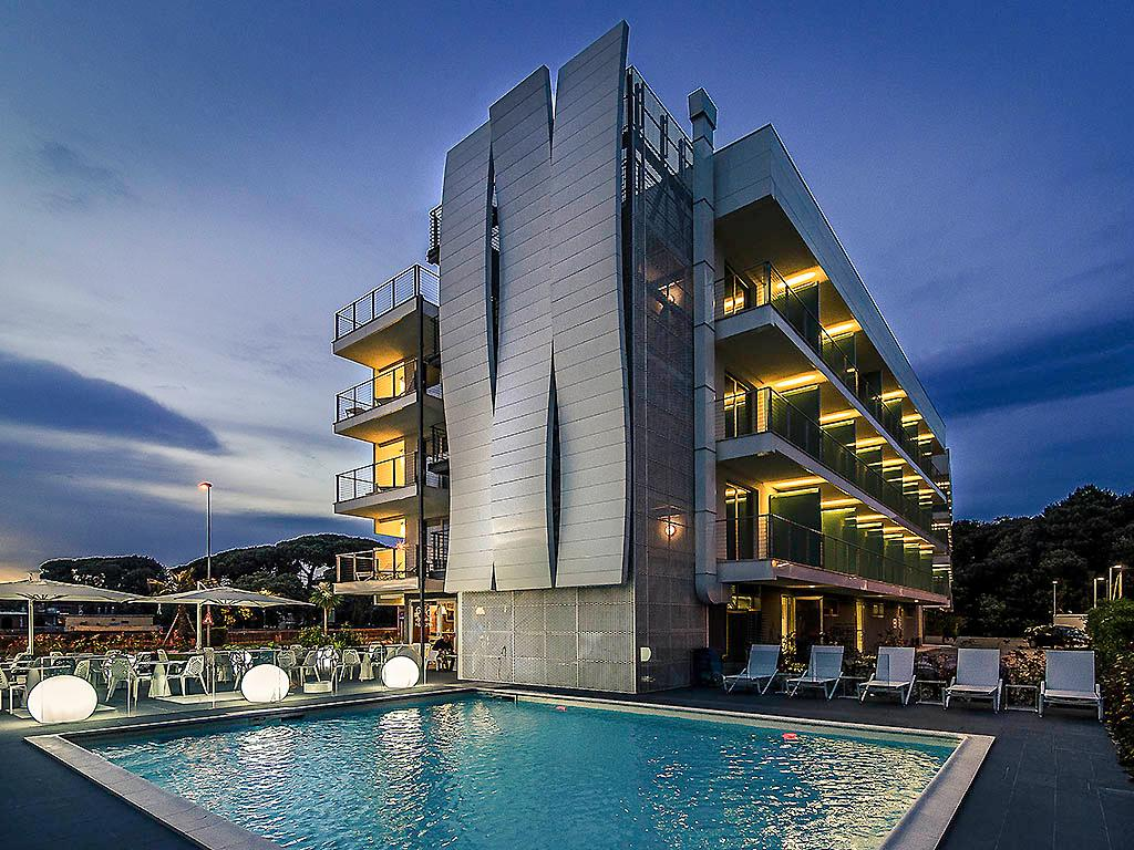 Hotel Viareggio  Stelle