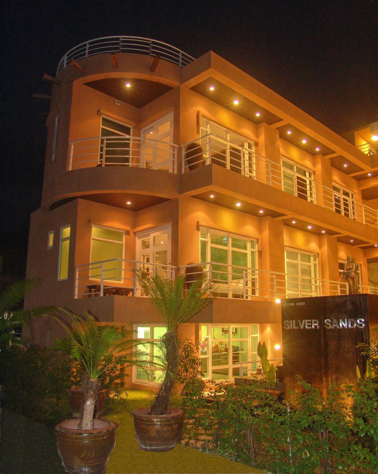 Silver Sands Beach Resort ซิลเวอร์ แซนด์ บีช รีสอร์ต