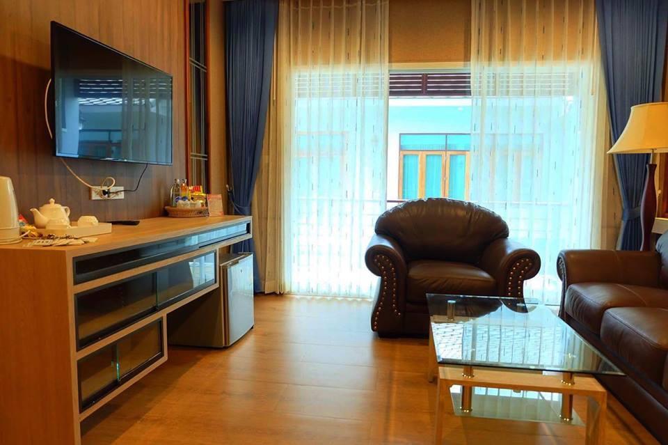 PRINCESS RIVER KWAI โรงแรมพรินเซสริเวอร์แคว