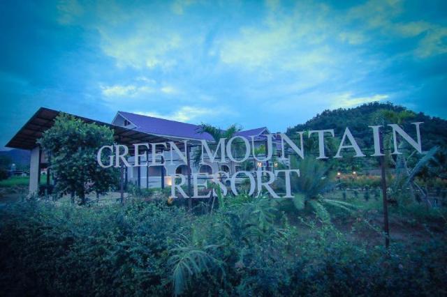กรีน เมาน์เท็น รีสอร์ต – Green Mountain Resort