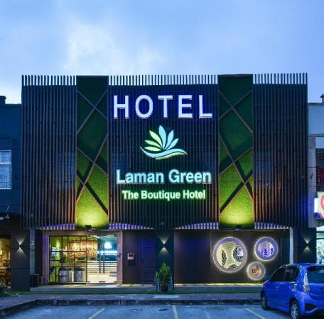 Laman Green The Boutique Hotel Shah Alam