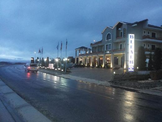 Grand Ble Alb  Hotel