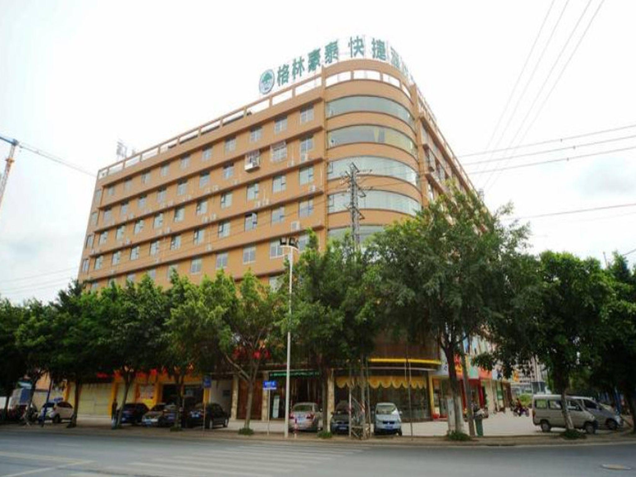 GreenTree Inn Guangxi Zhuang Autonomous Region Naning Keyuan Xishi Road Gaoxinsan Road