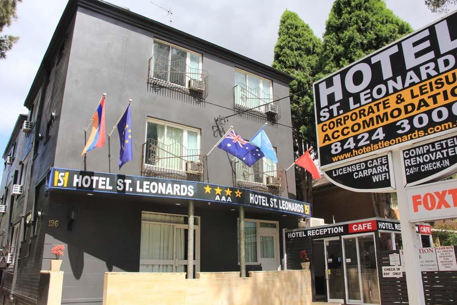 Hotel St Leonards