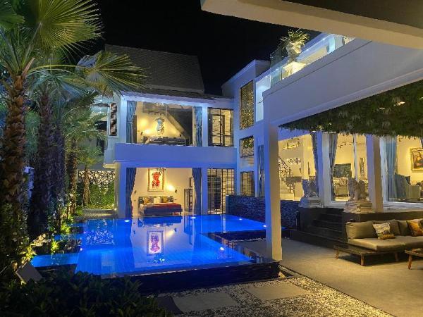 NEW 2020 ART Pool Villa Pattaya, luxury, 8BR Pattaya