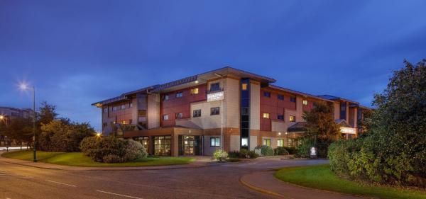 Doubletree By Hilton Aberdeen City Centre Hotel Aberdeen